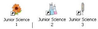 junior science 1, 2 & 3